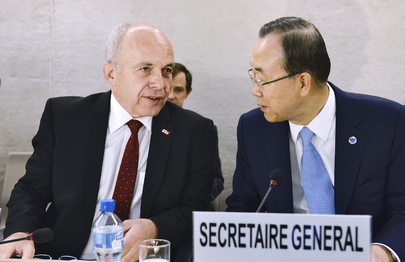 Opening of ECOSOC High-level Segment in Geneva