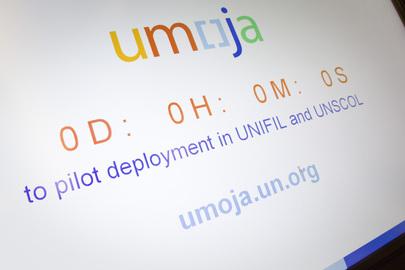 Umoja Goes Live