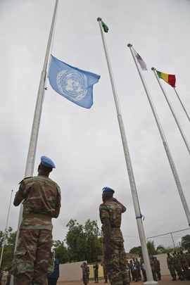 New UN Mission Launched in Mali