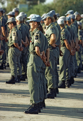 The United Nations Peacekeeping Force in Cyprus