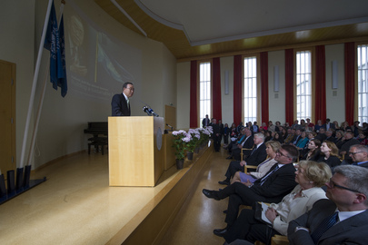 Secretary-General Speaks at University of Iceland
