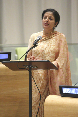 Acting Head of UN Women Addresses Assembly Debate on Inequality