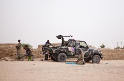 Timbuktu under Malian State Control
