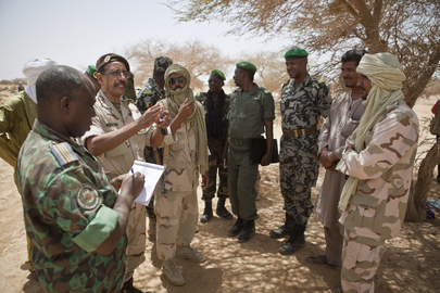 Ceasefire Monitoring in Kidal, Northern Mali