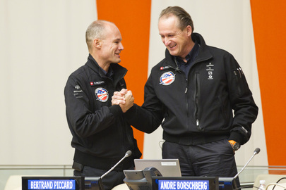 Special Event on Solar Impulse Journey