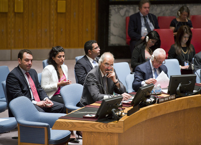 Security Council Discusses Continuing Crisis in Syria