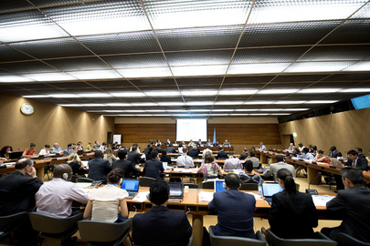 Event on Private-Sector Partnerships in Humanitarian Response, UNOG