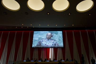 UN Pays Tribute to Mandela on His 95th Birthday