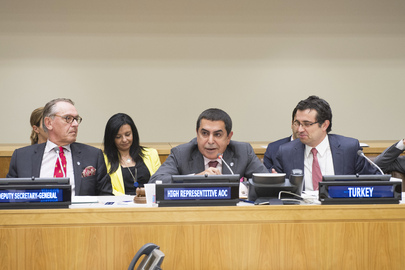 Meeting of Group of Friends of UN Alliance of Civilizations