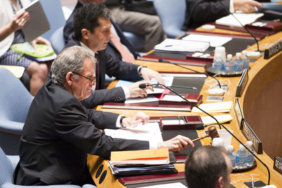 Security Council Discusses Situation in Côte d'Ivoire