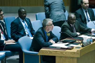 Security Council Discusses Situation in Burundi