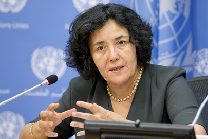 Press Briefing by UN Special Representative for Children and Armed Conflict