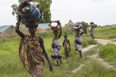 Internally Displaced Persons in Jonglei State, South Sudan