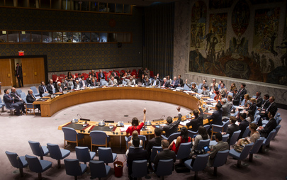 Security Council Extends Iraq Mission for another Year
