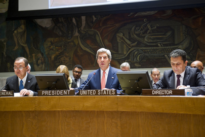 Security Council Holds Ministerial Debate on Situation in Great Lakes Region