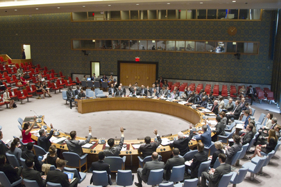 Security Council Discuses Situation in Côte d'Ivoire