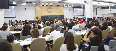 Global Interactive Dialogue on UN Youth Initiatives