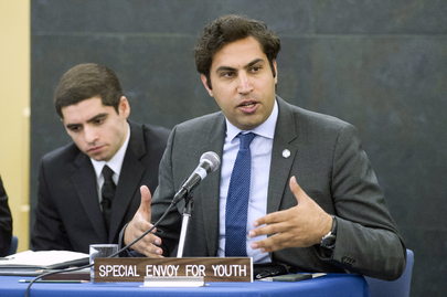 Twelfth International Youth Assembly at UN