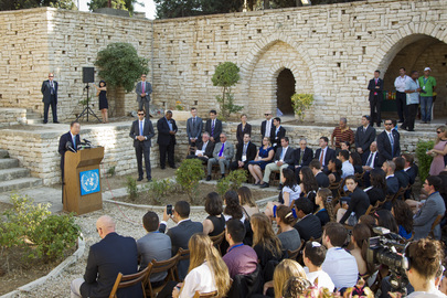 Secretary-General Meets Israel Model UN Students