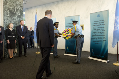 UN Marks Tenth Anniversary of Baghdad Bombing