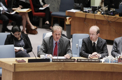 Security Council Debates Protection of Civilians in Armed Conflict