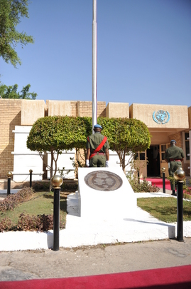 UNAMI Honours Colleagues Killed in 2003 Baghdad Attack
