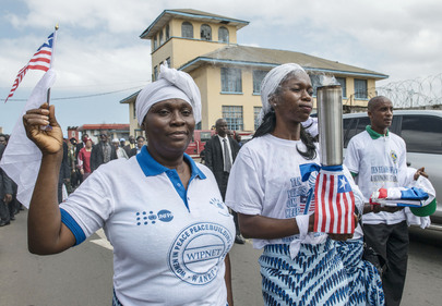 Liberia Commemorates 2003 Peace Agreement that Ended Civil War