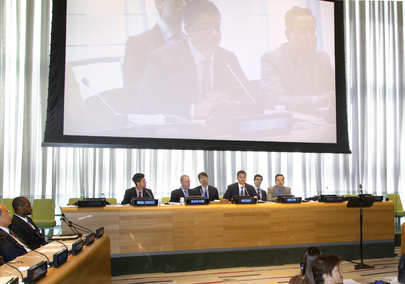 Assembly Designates International Day of Sport for Development and Peace