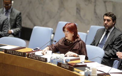 Security Council Discusses Sudan and South Sudan