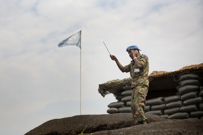 MONUSCO Force Intervention Brigade Launches Strikes on M23 Positions