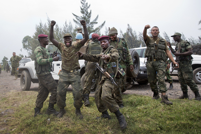 FARDC and MONUSCO Take Control over M23 Strategic Position