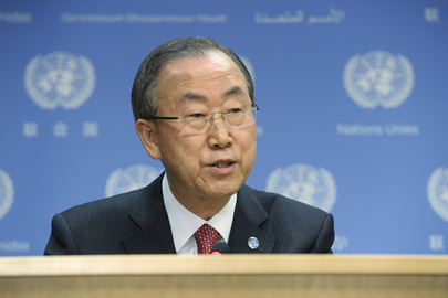 Secretary-General Addresses Press Conference on Syria