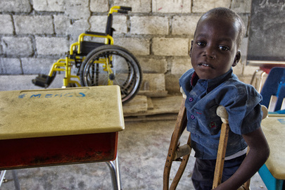 School for Children with Disabilities in Cité Soleil