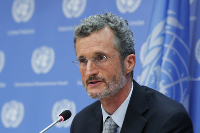 UN Global Compact Executive Director Briefs Press