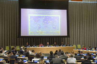 Assembly Marks International Day against Nuclear Tests