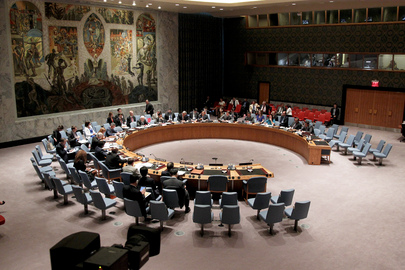 Chair of Iran Sanctions Committee Briefs Security Council