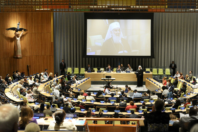 Assembly Holds Second High-level Forum on Culture of Peace