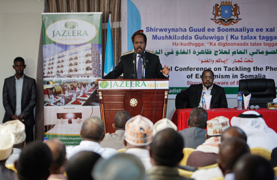 Somalia Holds National Conference on Tackling Extremism