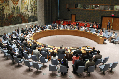 Security Council Discusses Situation in Liberia
