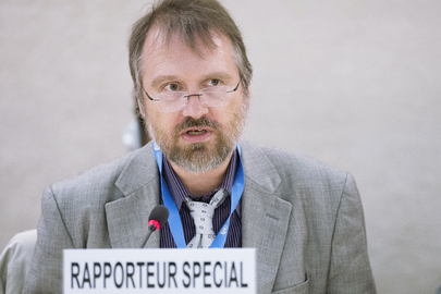 Special Rapporteur on Toxic Waste Addresses Rights Council