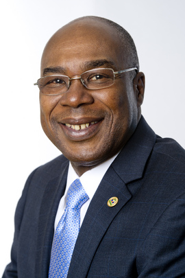 Portrait of New Permanent Representative of Haiti