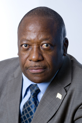 Portrait of New Permanent Representative of Grenada