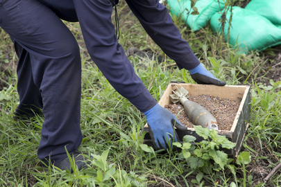 MONUSCO clears Unexploded Ordnance (UXO) in Eastern DRC