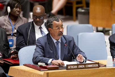 Head of AMISOM Speaks at Security Council Meeting on Somalia