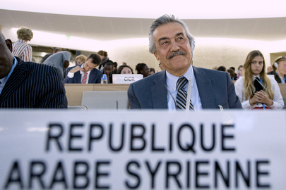 Permanent Representative of Syria at the Human Rights Council
