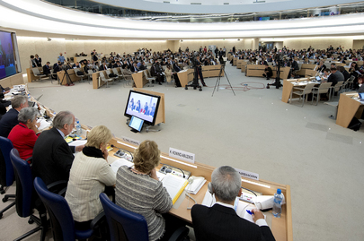 Commission of Inquiry on Syria at the 24th Session of the Human Rights Council