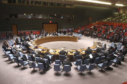 Security Council Discusses Situation in Middle East, Including Palestinian Question