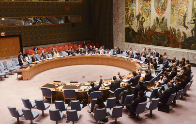 Security Council Extends Liberia Mission