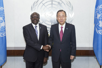 New Head of UNCTAD Sworn In
