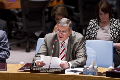Security Council Discusses Situation in Afghanistan